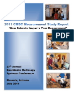 Cms Measurement Report 2011