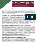 Fri., Jan. 27 News Summary