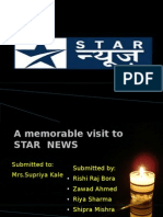 Star News ppt