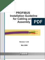 PROFIBUS Guideline Assembling