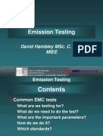 York Emc Testing