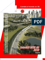 Manual Civil 3d 2010 Cip - Completo