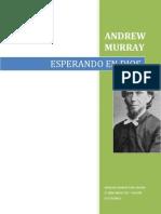 Andrew Murray Esperando en Dios (Libro)