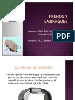 EMBRAGUES Y FRENOS-DISEÑO II