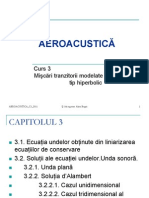 Curs 3 Aeroacustca 2011