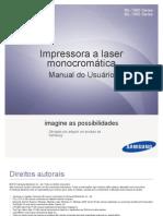 Manual Samsung Laser Impress or A ML1860 7423385