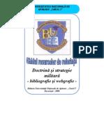 Doctrina Militara Strategic A_ Univ. Carol I