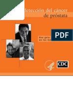 Prostate Cancer Spanish