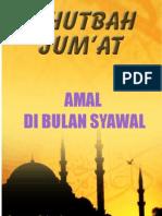 KhutbahJumat15-AmaldiBulanSyawal