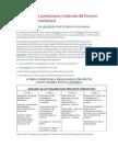 Manual para la presentación y redacción del Proyecto Comunitario Sociolaboral