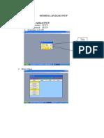 Petunjuk Pemakaian Aplikasi SP2TP