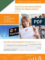 AILS séjours linguistiques | Voyages Accompagnes (7 - 18 ans)