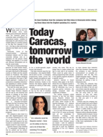 Adriana Cisneros - NATPE Today Caracas, tomorrow the world