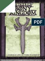 Kindred of the Ebony Kingdom - Vampire the Masquerade