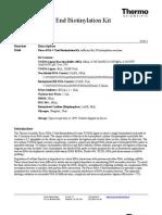 20160 - RNA LAbeling Kit (Pierce)
