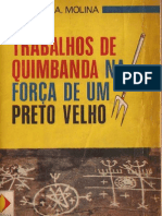 N. A. Molina - Trabalhos de Quimbanda na Força de um Preto Velho