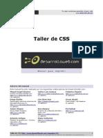 Manual Taller Css