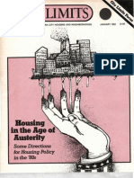 City Limits Magazine, January 1982 Issue