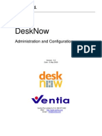DeskNow - Administration and Configuration