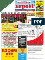 WESTERPOST 5 11 2008