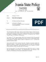 Nockamixon Homicide Press Release 1-27-12
