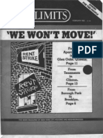 City Limits Magazine, February 1983 Issue