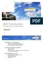 Customer Presentation Virtualization
