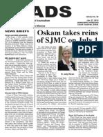SJMC Jan 2012 Newsletter