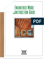 Engineered Wood Construction Guide E30S