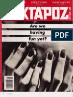 Duke Riley in Juxtapoz Magazine