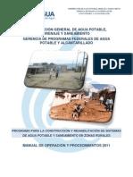 Manual OperacionPROSSAPYS2011