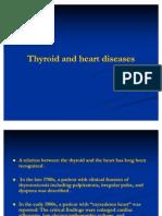 Thyroid and Heart Diseases 202