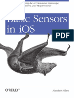 Basic Sensors in iOS (Oreilly-2011-Ed1)