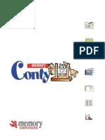 Manual Memory Conty 2007