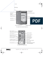 Dell Dimension 4600 Owners Manual