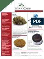 Organicann Newsletter August 2011