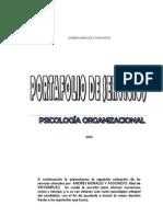 PORTAFOLIO PSICOLOGIA 2012
