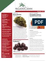 Organicann Newsletter December 2011