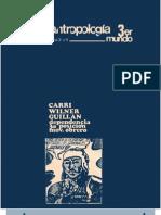 Antropología del Tercer Mundo, nº 04, septiembre 1970