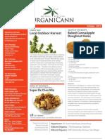 Organicann Newsletter October 2011