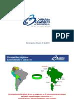 IV Encuentro Nacional Crc Identificacion Mapeo Desarrollo Clusters Ccbq