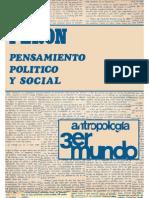 Antropología del Tercer Mundo, nº 07, mayo 1971
