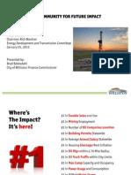 Williston Energy Development Presentation