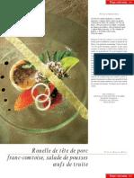 Recette de Cuisine - Rouelle De Tête De Porc