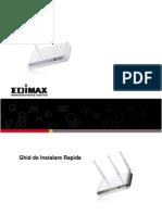 Ghid de Instalare Router