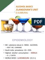 Alcohol Basics