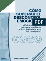 AUTOCONOCIMIENTO Como Superar El Des Control Emocional