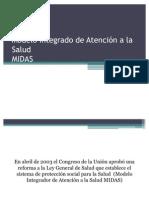 Modelo Integrado de Atención a la Salud MIDAS