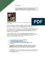 La Musculation Et Le Football