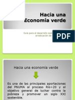SESION_3_Hacia una economía verde